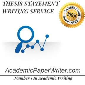 How to write a critical thesis statement